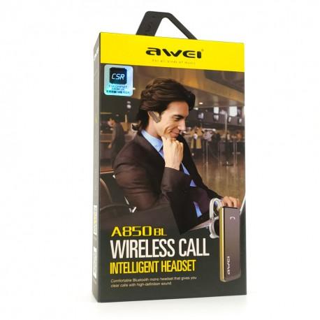 Моно гарнитура Bluetooth AWEI A850