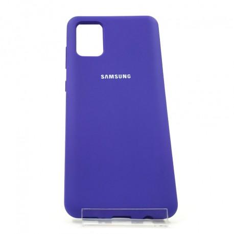 NEW SILICONE CASE Samsung S10 Lite 2020 Purple