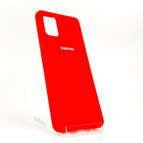 NEW SILICONE CASE Samsung S10 Lite 2020 Red