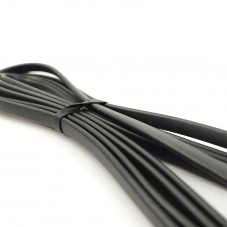 Кабель Remax RC-001i USB - Apple Lightning 2 м Black (Черный)