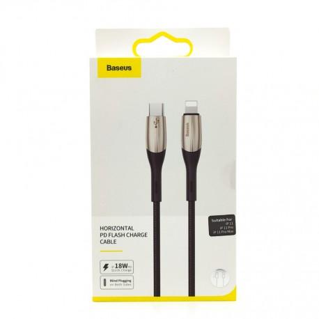 USB Baseus Type-C to Lightning Iphone 11 18W oplet