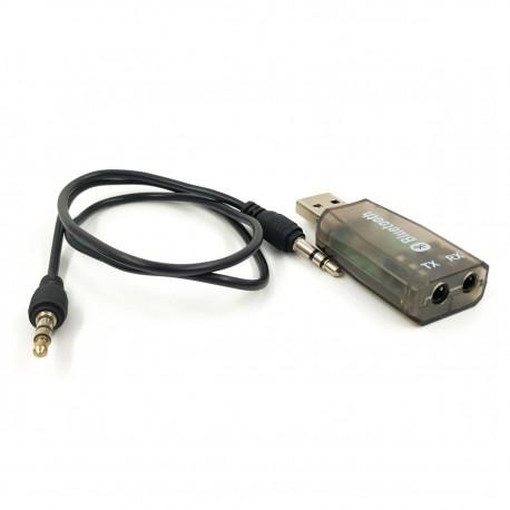 Аудио рессивер Bluetooth в AUX 3,5мм BT-TX5