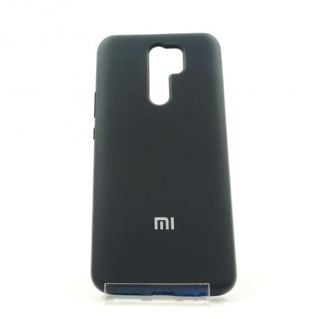NEW Silicone case Xiaomi Redmi9 Black