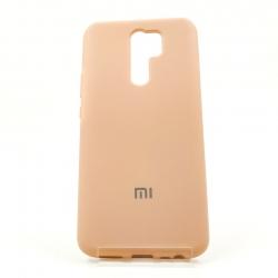 NEW Silicone case Xiaomi Redmi9 Matte Pink