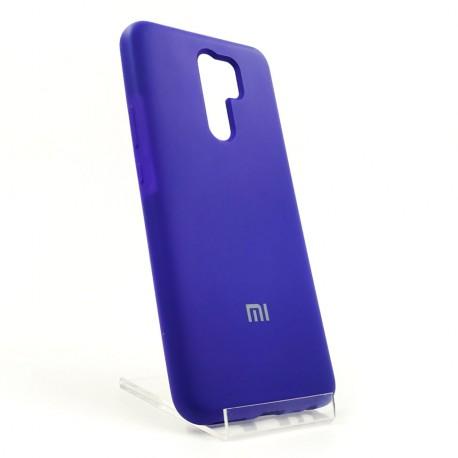 NEW Silicone case Xiaomi Redmi9 Purple