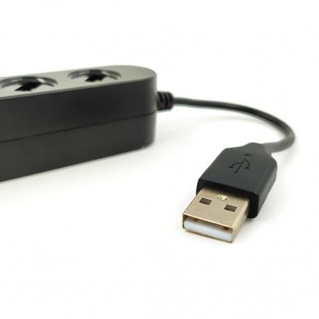 Компьютерный USB хаб 1020