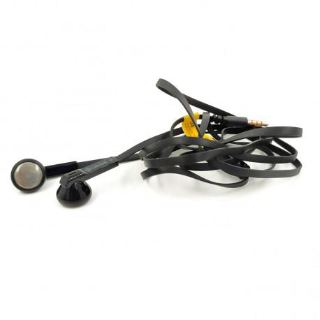 Проводные наушники вкладыши с микрофоном Celebrat D4