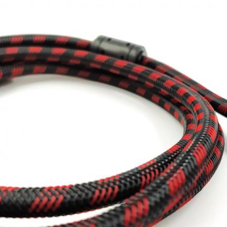Усиленный видео кабель HDMI 1,5м.