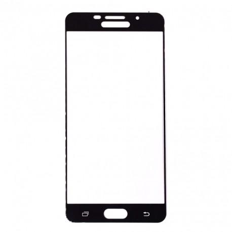 Glass 2D Sam A710 Black (Черный)