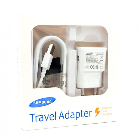 СЗУ для телефона Samsung 2A/USB micro 2 в 1