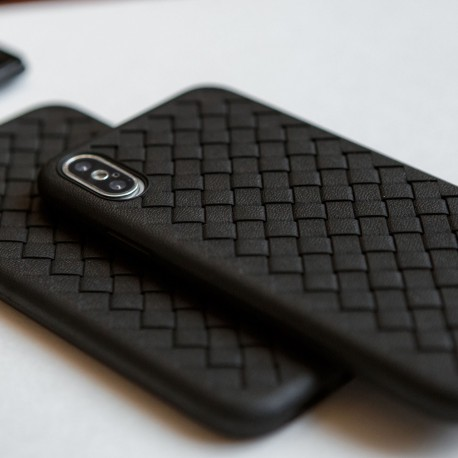Wicker Case Iphone XS MAX black