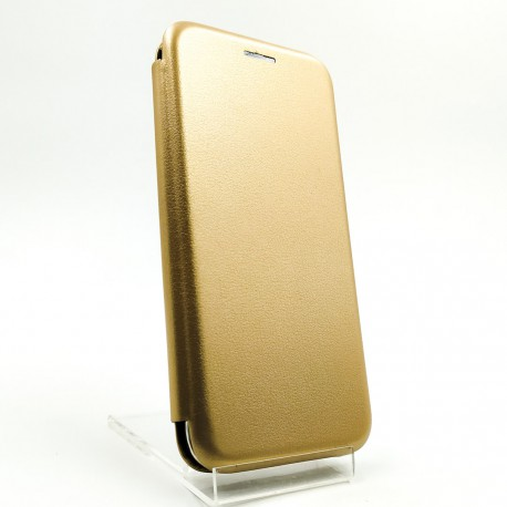 Чехол-книжка G-CASE WING iPhone X/Xs Gold (Золотой)