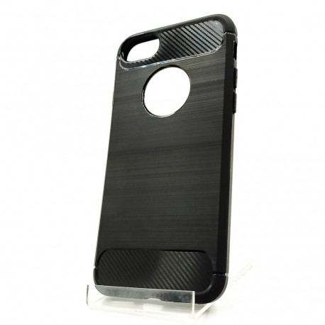 Противоударный резиновый чехол ZENUS iPhone 7G Black