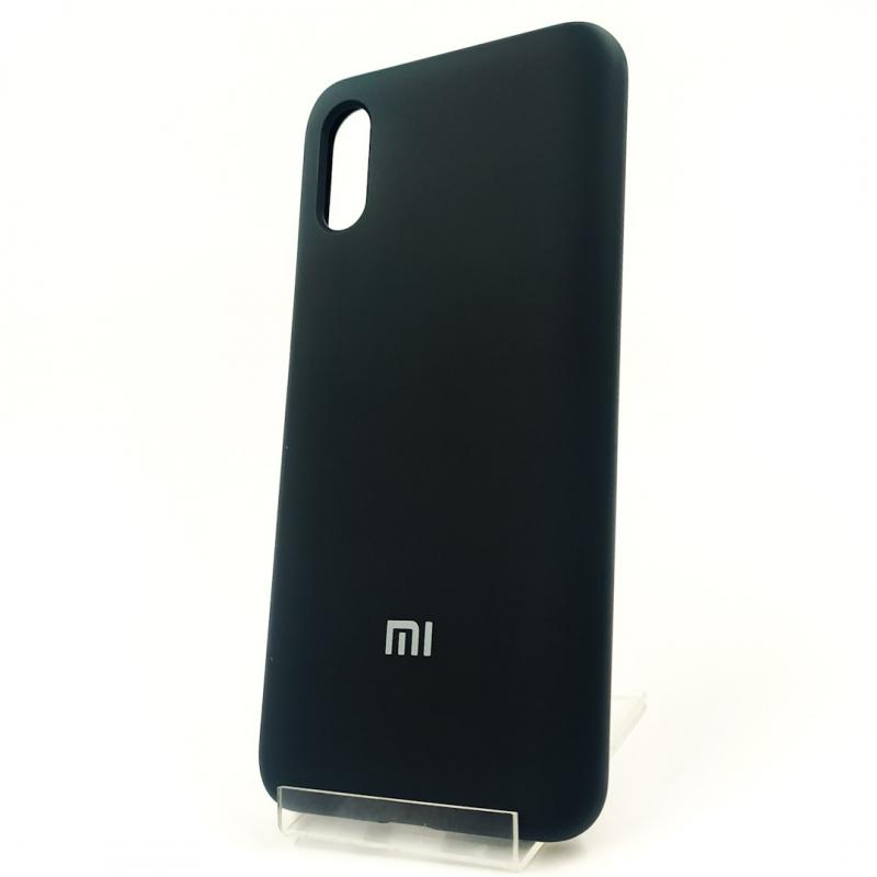 NEW Silicone case Xiaomi Redmi9a Black