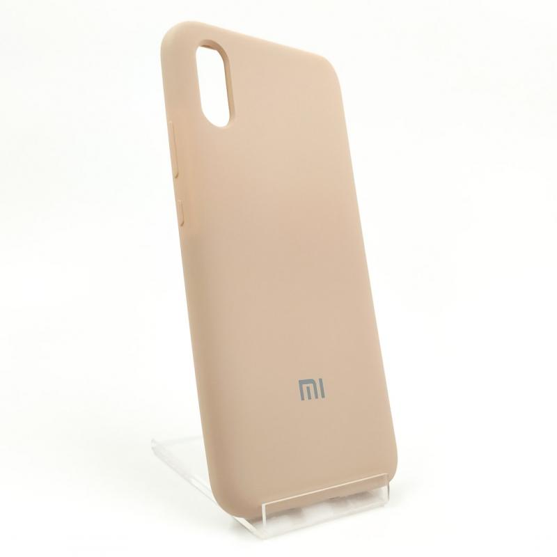 NEW Silicone case Xiaomi Redmi9a Matte pink