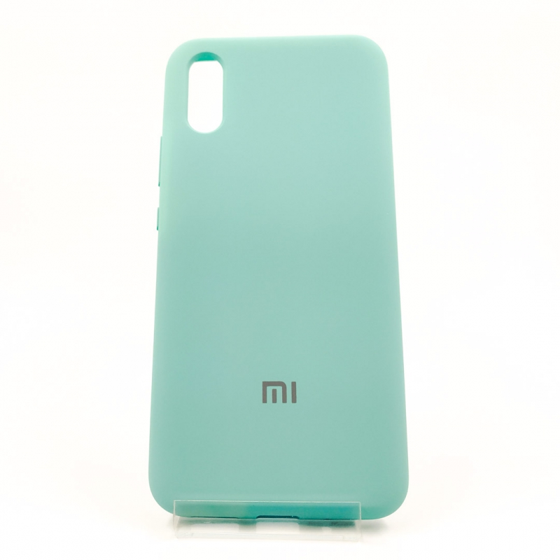 NEW Silicone case Xiaomi Redmi9a Fresh Mojito