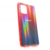 NEW Gradient Glass Case Samsung A31 wine-colored