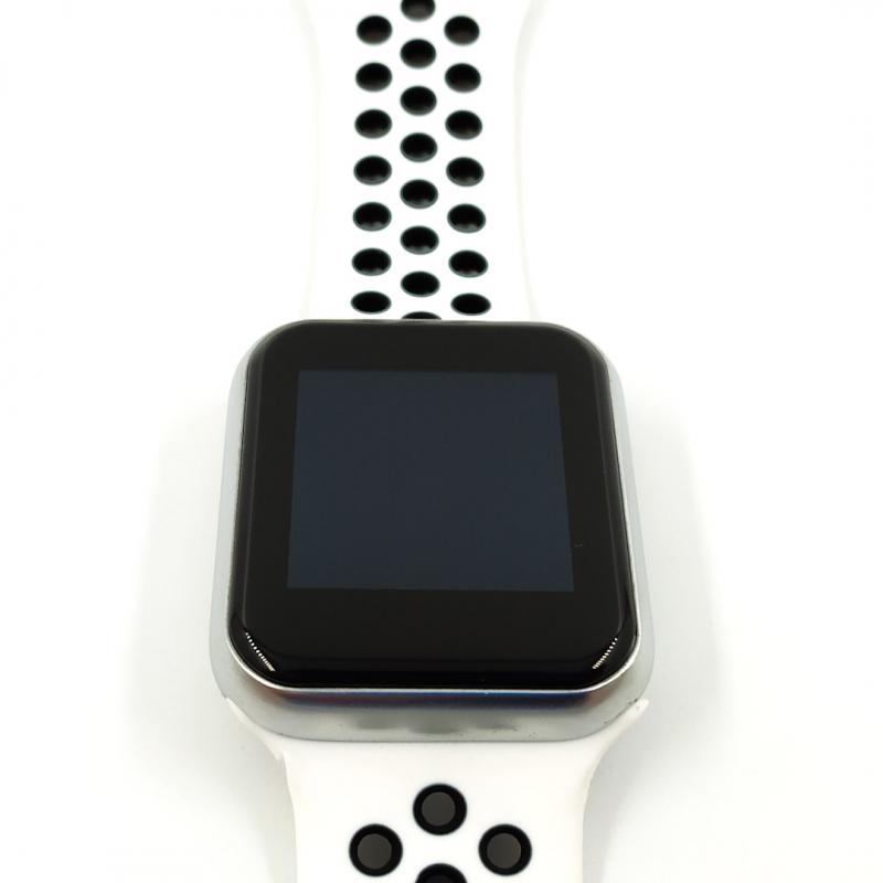 NEW Smart Band Philips F8 Black White