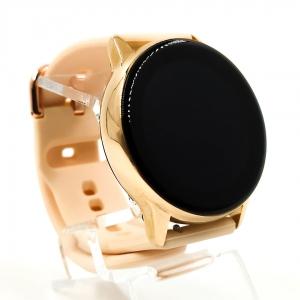 Интелектуальные металлические смарт часы Samsung Band Active Pink