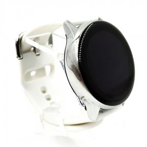 Интелектуальные металлические смарт часы Samsung Band Active Silver