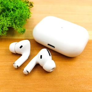 NEW Гарнитура AirPods Pro Wireess Charging + чехол F70 Plus