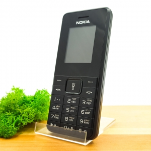 Кнопочный телефон с мощным аккумулятором NOKIA 5606 Black