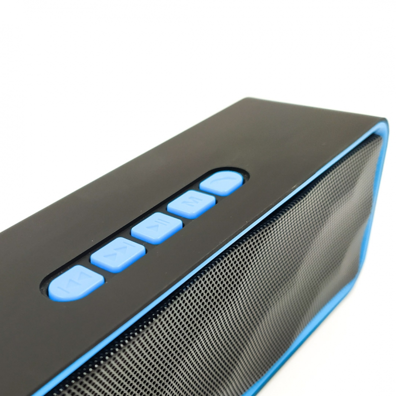 Портативная Bluetooth котонка с FM радио Volna SC211