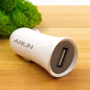 Автомобильное зарядное устройство 1A Arun C109