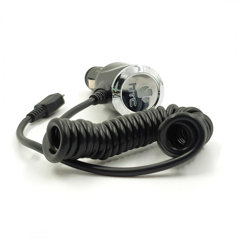 Оригинальное автомобильное зарядное устройство Micro USB 2A HTC