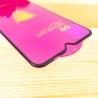 New Full Glue Glass Xiaomi Redmi9a Black