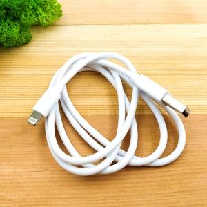 USB кабель с поддержкой передачи данных Lightning Inkax CK-01
