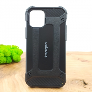 Противоударный чехол-накладка SPIGEN Iphone 12 (6.7)