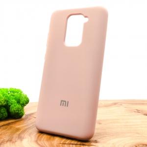 NEW Silicone case Xiaomi Redmi Note9 Matte Pink