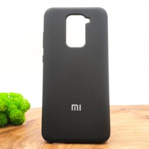 NEW Silicone case Xiaomi Redmi Note9 Black