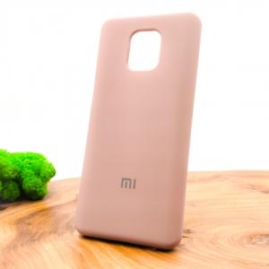 NEW Silicone case Xiaomi Redmi Note9s/Pro Matte Pink