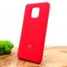 NEW Silicone case Xiaomi Redmi Note9s/Pro Red