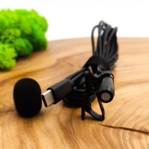 NEW Микрофон петличка XO Type-C MKF 02