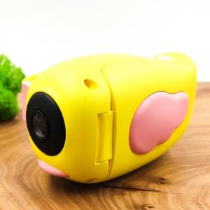 NEW Kids Camera LG ET 010 Yellow