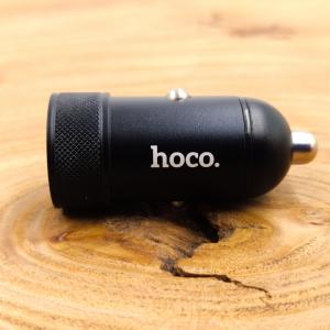 NEW АЗУ HOCO 1в1 18W/QC3.0 Black Z32