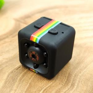 Мини экшн-камера для видеонаблюдения Mini SQ11