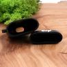 Ударопрочный силиконовый чехол для Apple AirPods Supreme suitcase Black