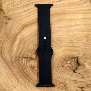 Универсальный силиконовый ремешок для Apple Watch для Braided Black 38/40mm