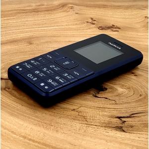 Кнопочный телефон с мощным аккумулятором NOKIA 5606 Blue
