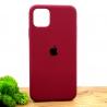 Оригинальный матовый чехол Silicone Case IPHONE 11 Pro Max Marsal
