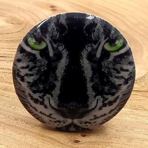 Держатель для телефона PopSocket Snow Leopard
