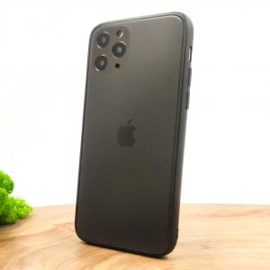NEW Original HOCO Glass Case MATTE Iphone 11 Pro Gray
