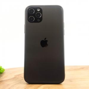 NEW Original HOCO Glass Case MATTE Iphone 11 Pro Max Gray