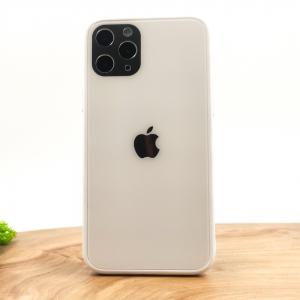 NEW Original HOCO Glass Case MATTE Iphone 11 Pro White