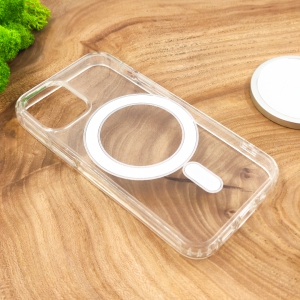 NEW [Н/Р] Original clear case with MagSafe Iphone 12 Pro Max