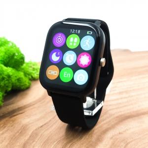 NEW Smart Watch DT36 from Xiaomi Black (ПО:FunDo)